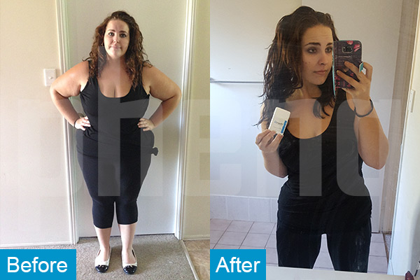Taiylah P lost 44 lbs using PhenQ