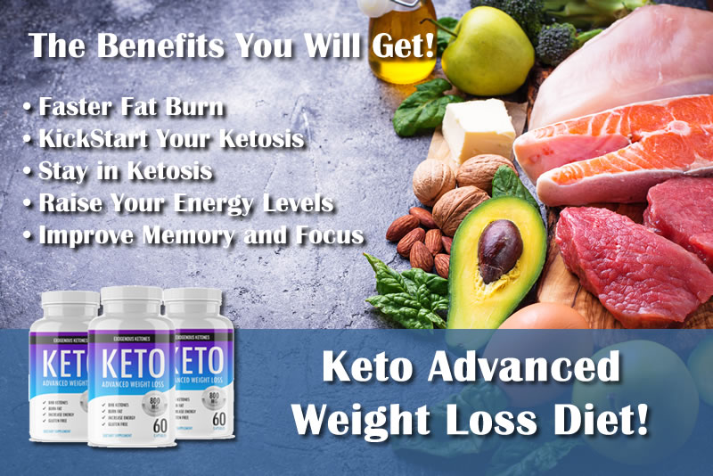 reasons to use Keto Advanced