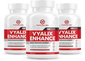 Vyalix Enhance Bottles