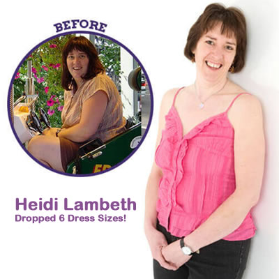 Heidi Lambeth customer testimonial