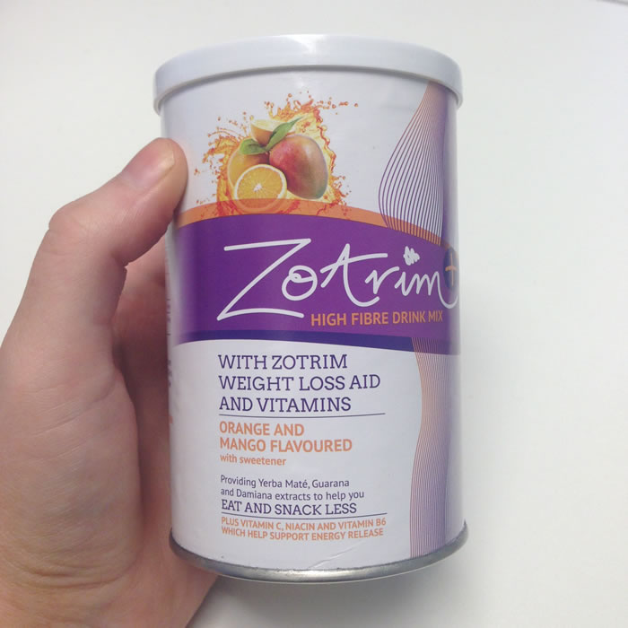Zotrim Plus Juice Powder
