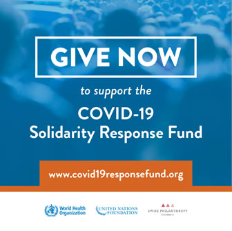 Help fight COVID-19