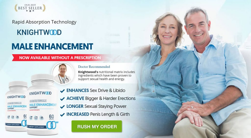 get started using Knightwood male enhancement
