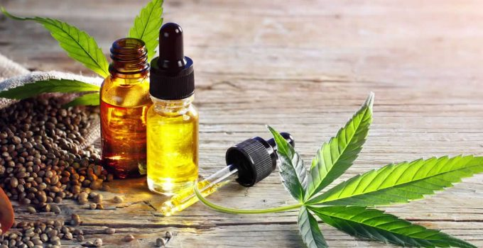 CBD oil for your life and health